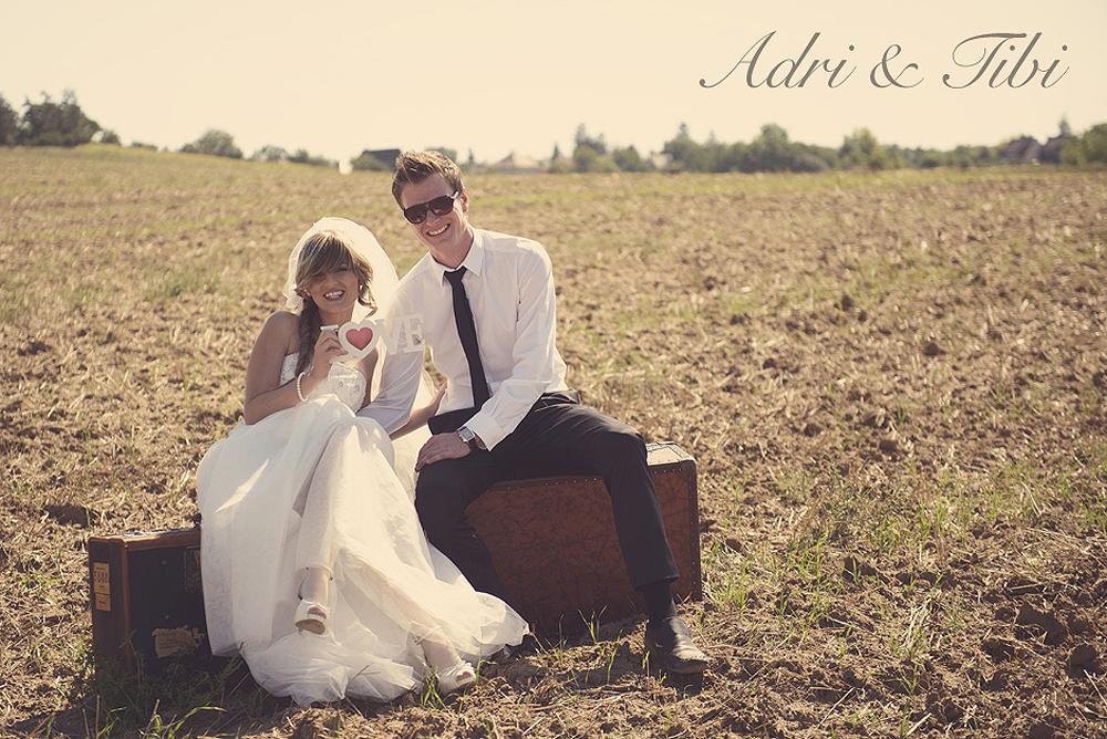 Esküvői fotózás Tatán