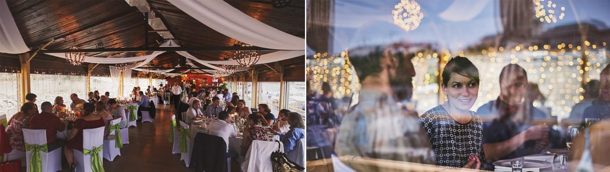 Esküvői fotózás Columbus hajó