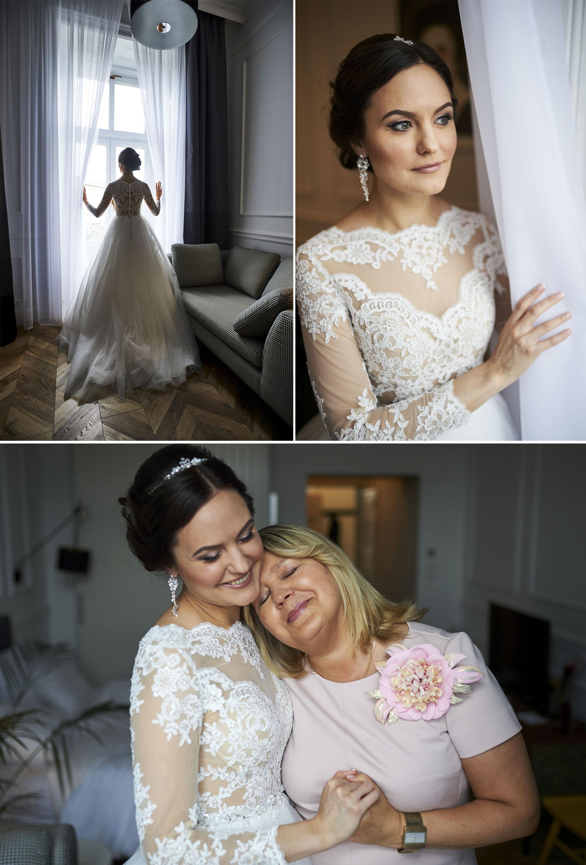 Esküvői készülődés fotózása Budapesten