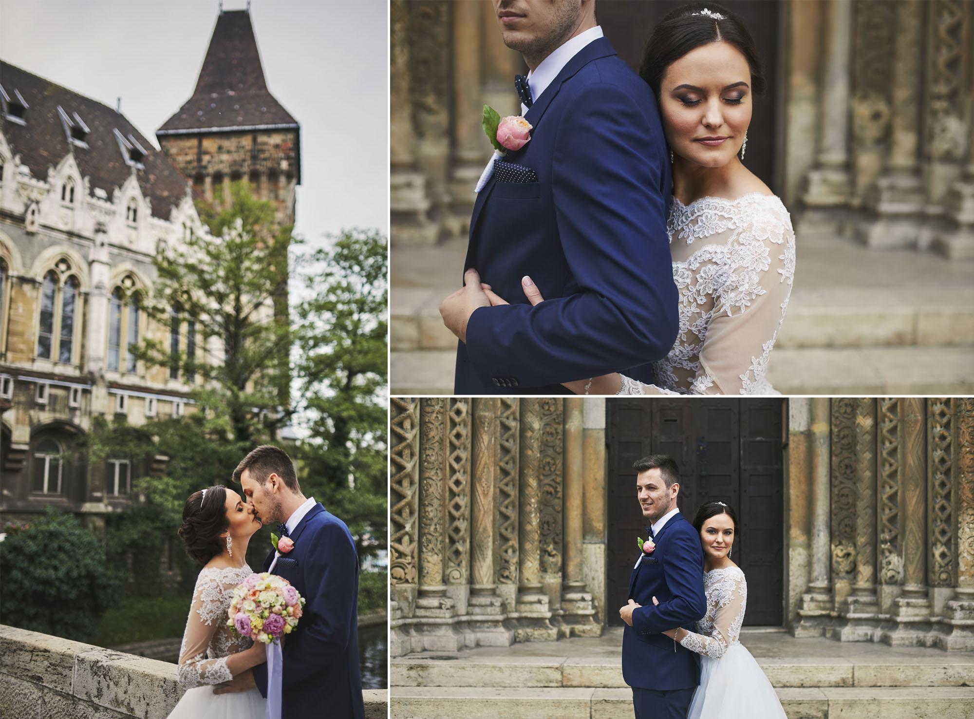 Esküvő fotózás Várnál