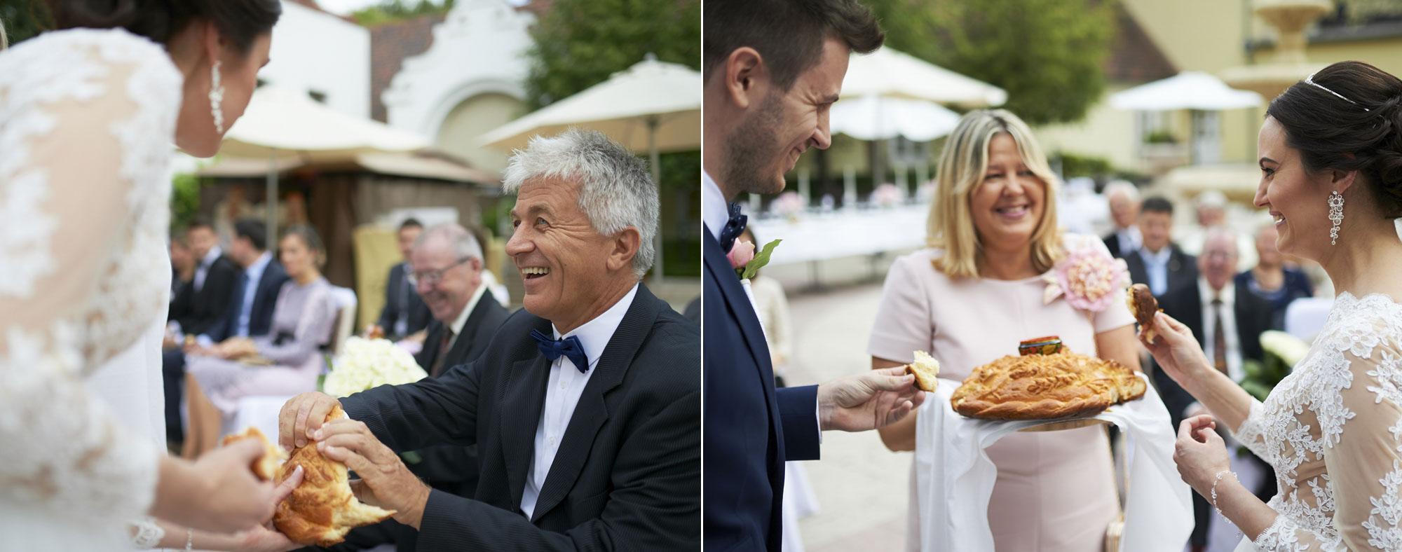 Esküvői szertartás Kristály Hotel Tata