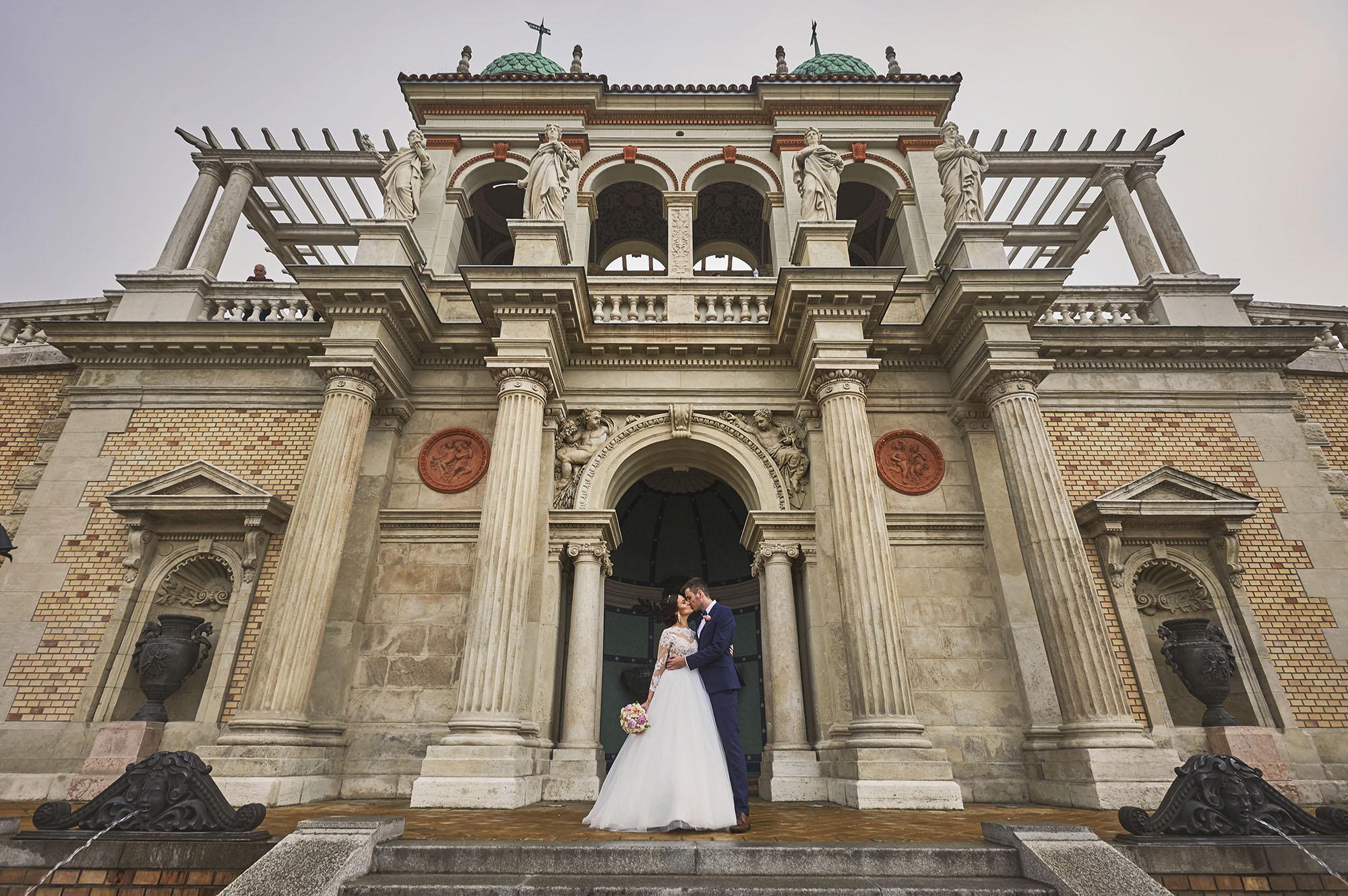 Esküvői fotózás Várket Bazár